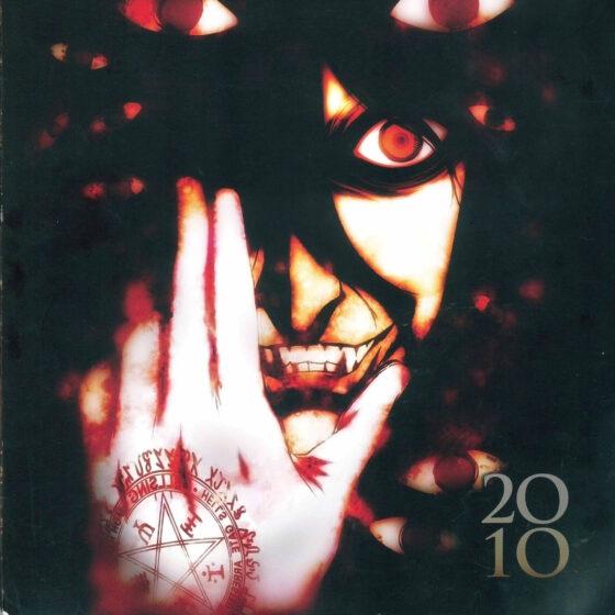 Hellsing Wall Calendar 2010