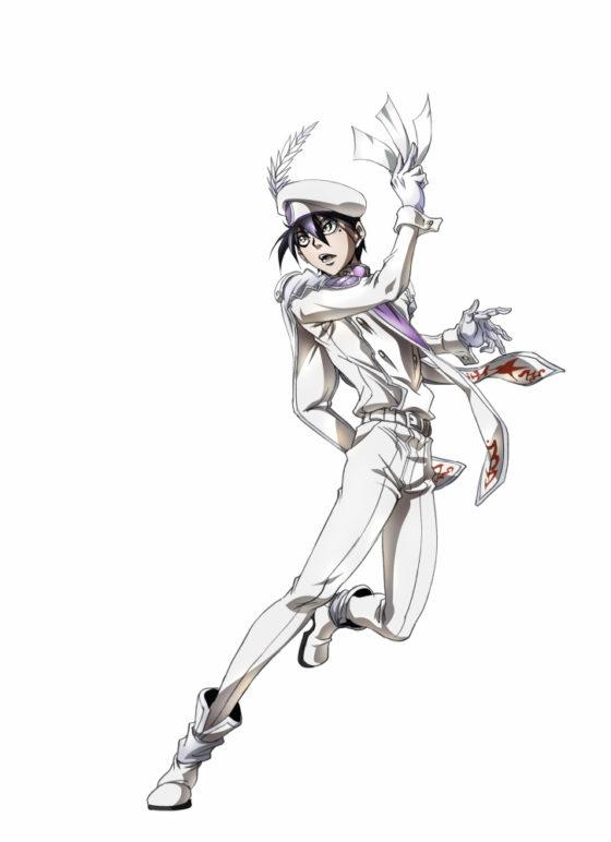 Concept art anime Drifters