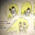 Hellsing Ova Production Sheets