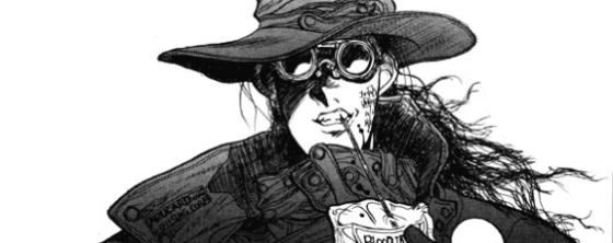 Legends of the vampire hunter kouta hirano