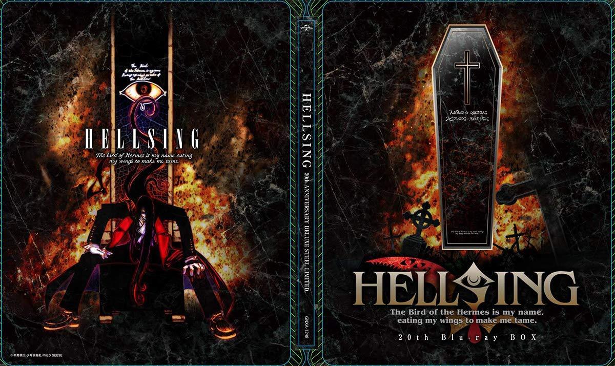 Hellsing OVA 20 ANNIVERSARY