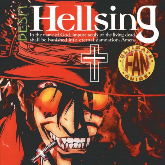 BESM Ultimate Fan Guide Hellsing