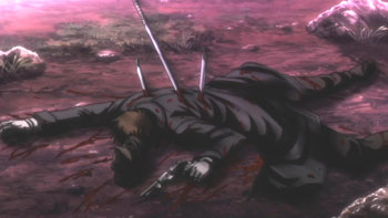алукард смерть