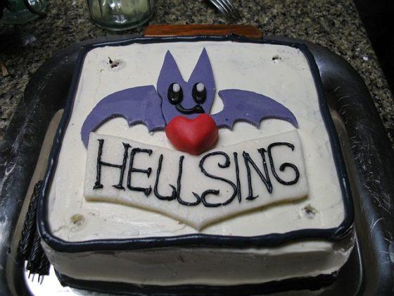 Торт Хеллсинг