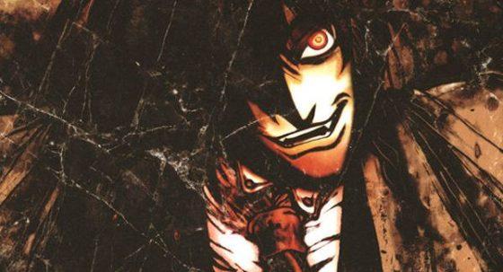 Hellsing Ultimate OVA смотреть онлайн русская озвучка