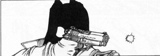 Оружие организации Hellsing часть 1