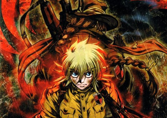 Известна дата выхода Hellsing  OVA 7