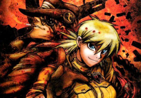 Hellsing OVA 7 обложка
